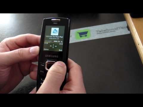 Samsung C5130 Review HD ( in Romana ) - www.TelefonulTau.eu -