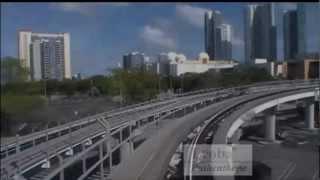 Miami Metromover - Leoba Puthenthope 2013