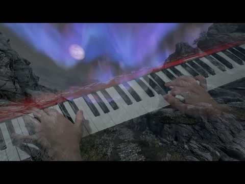 Jeremy Soule - Far Horizons (Piano Cover - OST Skyrim)