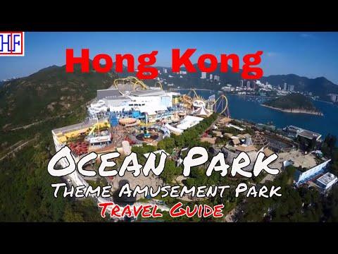 Hong Kong | Ocean Park – Theme Amusement Park | Travel Guide | Episode# 9