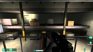 FEAR 1 Playthrough Part 2 HD - First Encounter