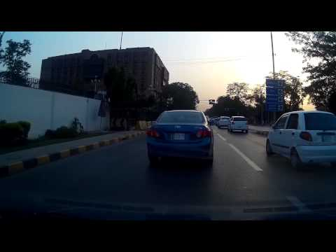 Driving In Pakistan 2 - Lahore  (23rd June 2014)