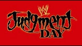 10 YEARS AGO EPISODE 60 - WWE JUDGEMENT DAY 2003 THOUGHTS