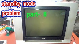 Standby Mode Problem TCL TV Fault Repair | TV Repair (part  8) HD
