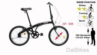 Bici Pieghevole Bfold 20.Biciclette B Fold