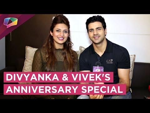 Divyanka Tripathi Dahiya And Vivek Dahiya CELEBRATE Their 1st Anniversary   EXCLUSIVE