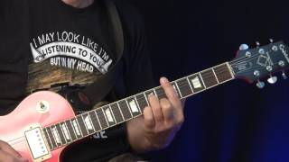 Old Love Blues - Guitar Lesson