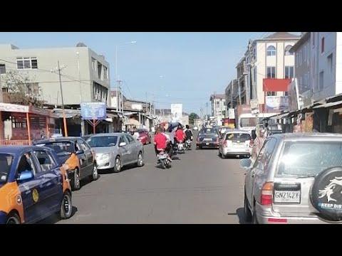 Team enroute the Accra Sport Stadium