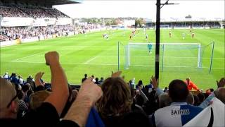 BRISTOL ROVERS 2 V FC HALIFAX TOWN 1..30 Aug 2014