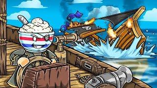 Roblox | PIRATE ISLAND - Versenken sein Schiff! (Roblox Island Base War)