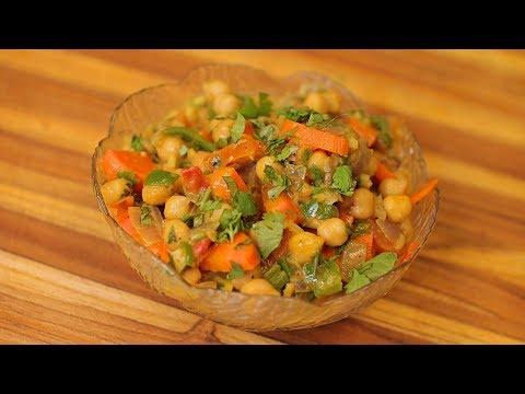 Vegan Chickpea Curry – chickpeas recipe with coconut milk- garbanzo