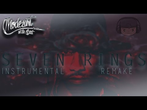 Future Seven Rings  Instrumental FREE Download
