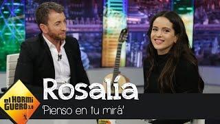 Rosalía sobre 'Pienso en tu mirá':