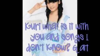 Kerri-chan's 1st Karaoke Challenge from Kuri
