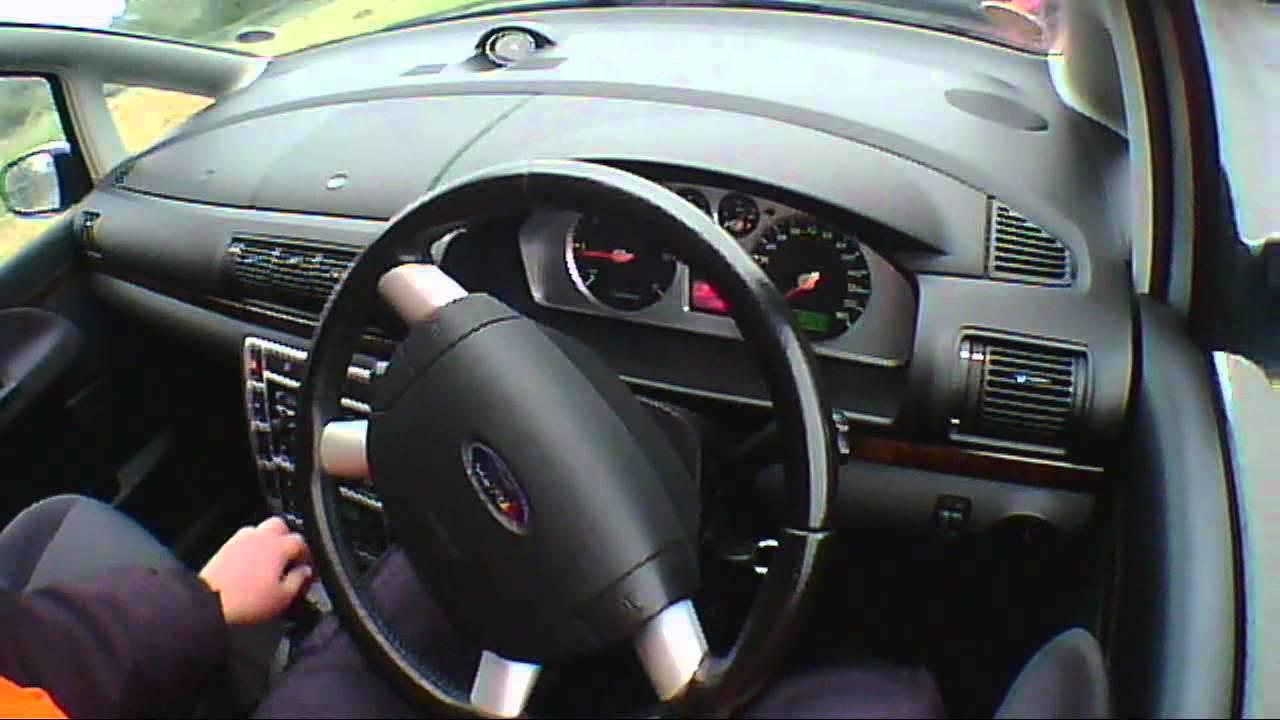 Ford galaxy ghia tddi 1 9 2004 road test drive the uk car reviews youtube