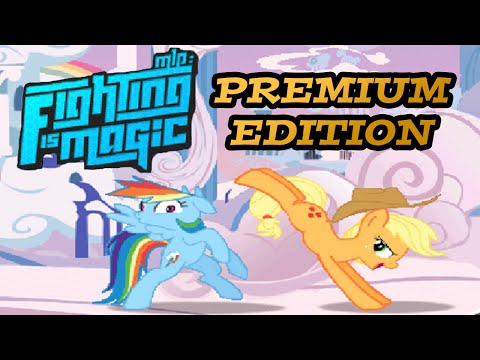 My Little Pony: Fighting Is Magic - Premium Edition