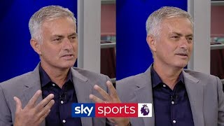 Jose Mourinho passionately explains why derby matches are so special to him | Super Sunday