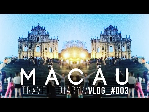 5 HOURS IN MACAU // VLOG_#003