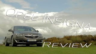 Opel Insignia | big review | is it better now?