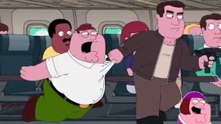 Peter gets dragged by United airlines (Not really)