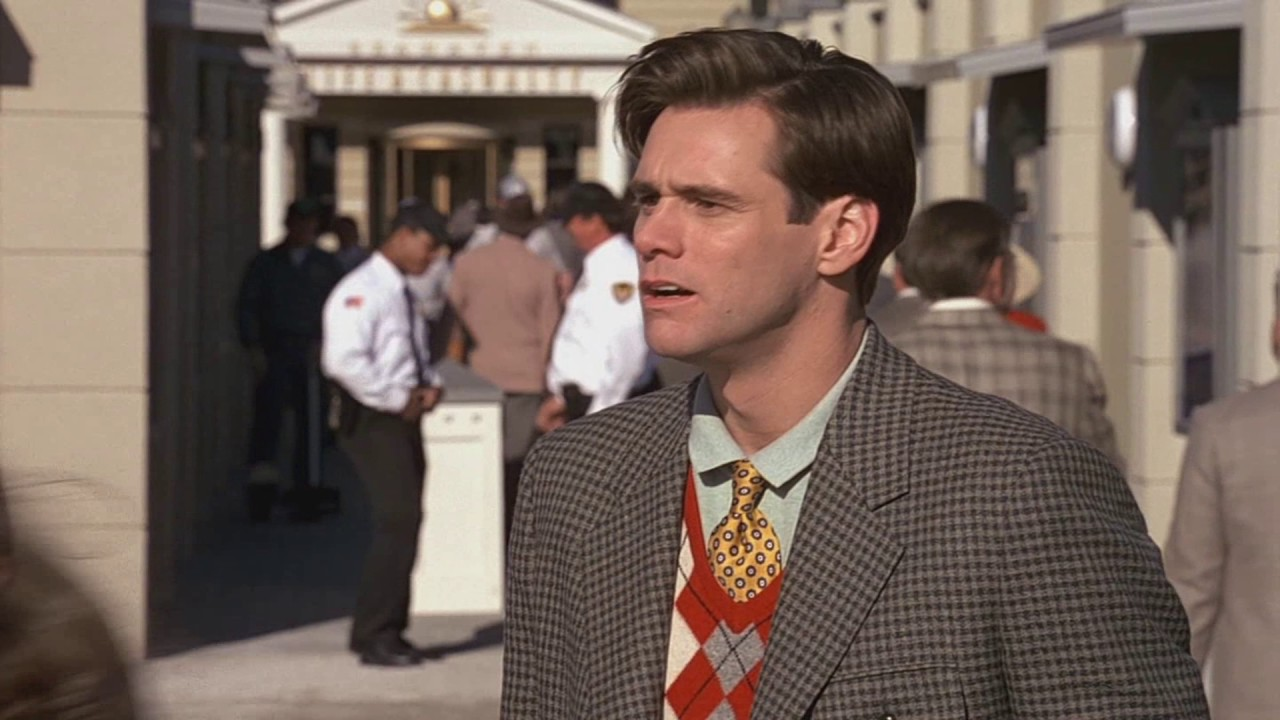 truman show costume Watch jim carrey's movies 2016 online free, jim carrey's tv- shows list of great movies of star jim carrey watch movies online free in streaming now.