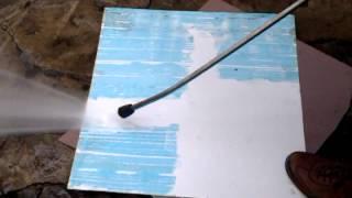 Профессиональные мойки и аппараты высокого давлени PROFITECH. Очистка от клея аппарат ПРОФИ 1(, 2013-12-12T09:22:00.000Z)