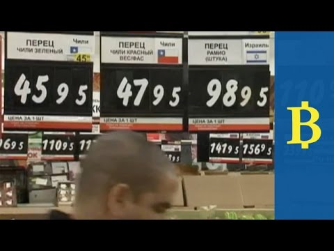 Russia counts the cost of taking over Crimea as GDP falls