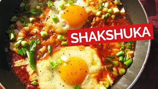 Traditional Shakshouka Recipe