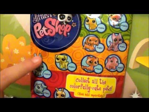 Just Released Series 6 Littlest Pet Shop Blind Bag My