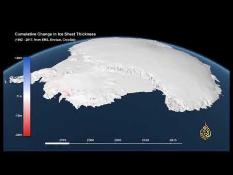هذا الصباح- دراسة تكشف الأوضاع البيئية في إنتارتيكا  - نشر قبل 58 دقيقة