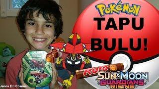 Pokemon Tapu Bulu GX Tin! Guardians Rising Jenna Em