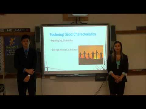 fbla business presentation guidelines