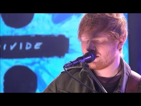 Ed Sheeran - How Would You Feel - RTL LATE NIGHT
