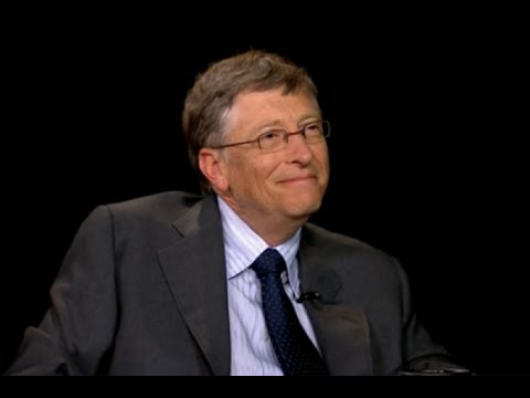 Bill Gates: We Need a Global Government