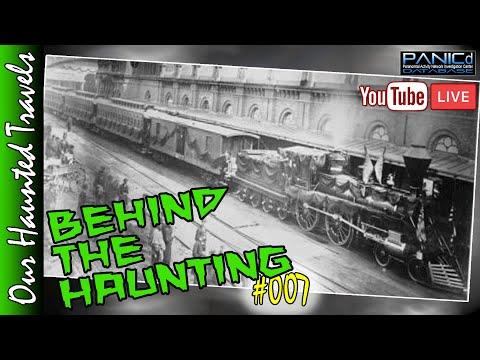 Lincoln's Ghost Train | Behind The Haunting #007