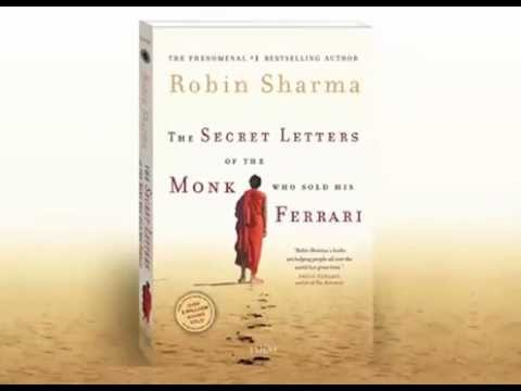 The Secret Letters Of The Monk Who Sold His Ferrari Youtube