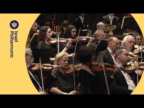 Ravel Daphnis et Chloé, Suite no. 2, conductor Lahav Shani - IPO 80th Anniversary, 31.12.16