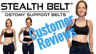 Stealth Belt Reviews pt. 1