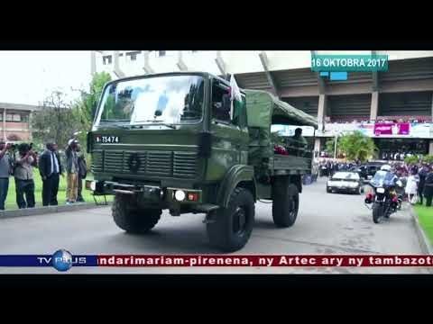 VAOVAO DU 16 OCTOBRE 2017 BY TV PLUS MADAGASCAR