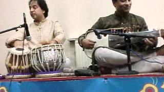 Sanju Sahai Benaras Gharana Tabla - Rajeeb Chakraborty Sarod