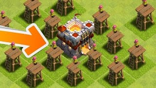 Clash of Clans - WORST TOWN HALL 11 IN HISTORY!