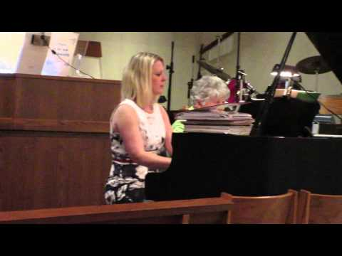 'SIMPLE GIFTS', an early American Hymn; arr. Joseph Martin; Piano duet