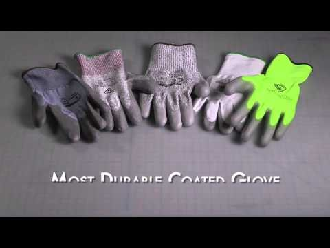 Coated Gloves De-Coded: How To Choose Coated Gloves