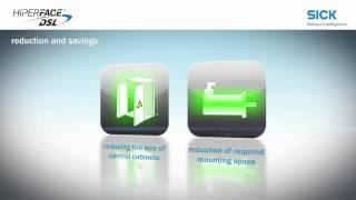 HIPERFACE® DSL, le tout numérique pour les servo-moteurs