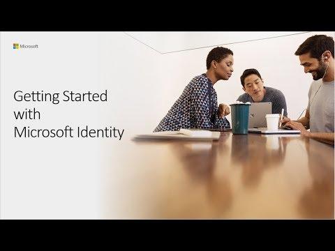 Microsoft Identity Platform: Getting Started With Microsoft Identity