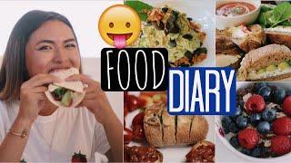 FOOD DIARY - 7 TAGE | Shanti Tan