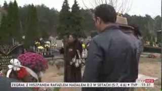 Święto zmarłych po romsku (TVP Info, 1.11.2013)