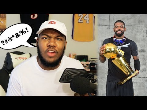 KYRIE IRVING WANTS TRADE TO LEAVE LEBRON JAMES and CLEVELAND CAVS! HUGE NBA MOVE!!