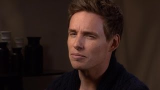 "Eddie Redmayne of ""Fantastic Beasts"""