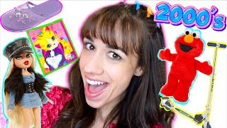 BUYING EVERY NOSTALGIC 2000'S TOY AND TREND!